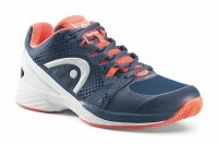 HEAD Nitro Pro Clay Women NVCO Navy Coral_0